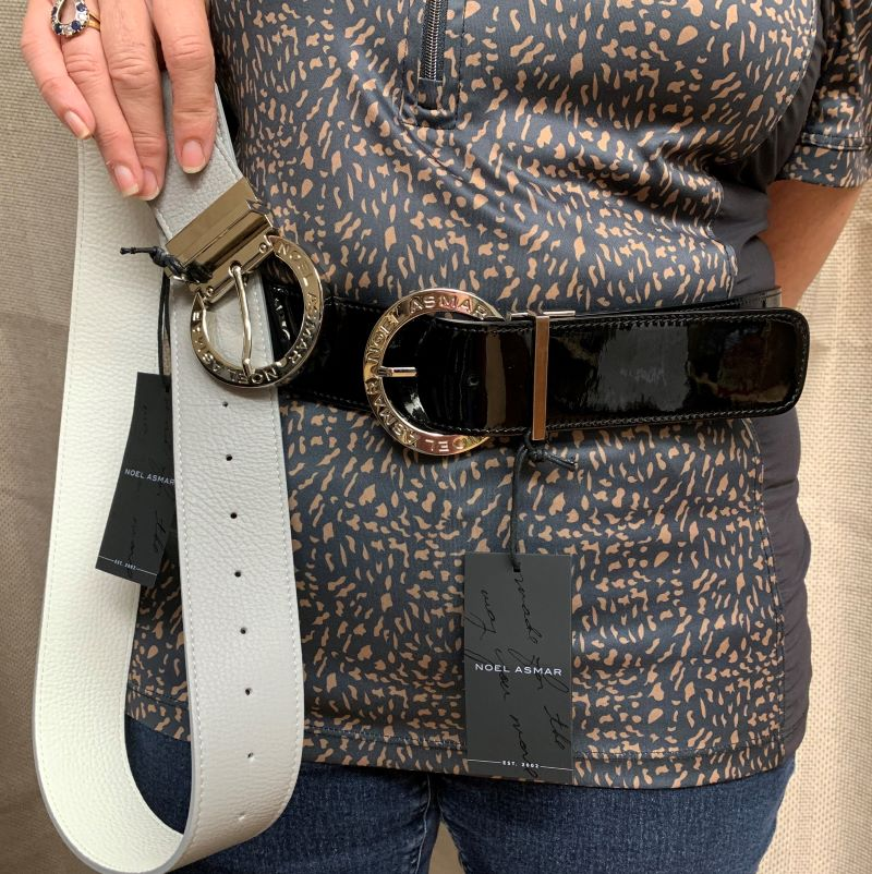Noel Asmar Belts at Cheshire Equestrian Center, your tack shop for horses and riders