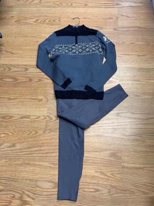 B Vertigo sweater and breeches@cttackshop