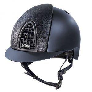 KEP Italia blue front test helmet