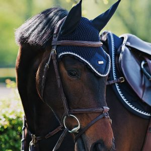 Equestrian Stockholm ear nets at Cheshire Equestrian Center CT tack shop