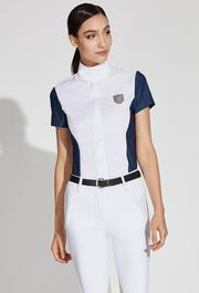 Noel Asmar Jennifer short sleeve show shirt